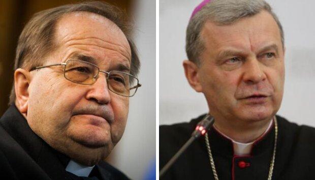Takiej wypowiedzi o napojach wyskokowych Tadeusz Rydzyk w swoim programie się nie spodziewał. Głośna wymiana zdań z innym duchownym