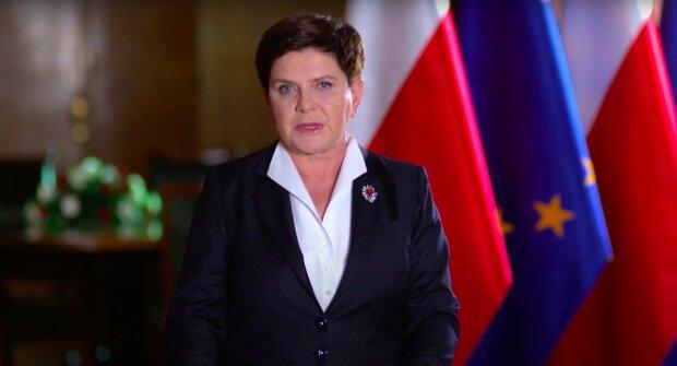 Beata Szydło / YouTube:  Kancelaria Premiera
