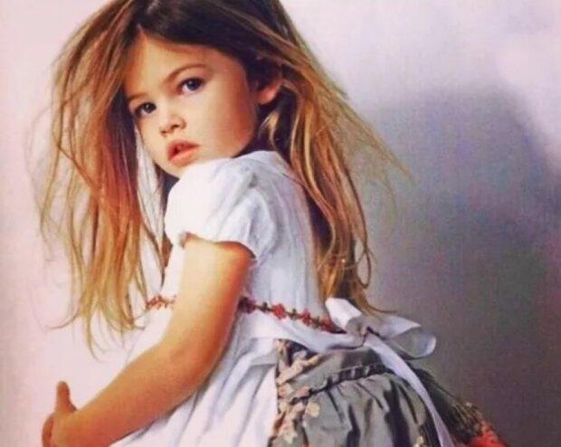 Gdy miała 4 lata została okrzyknięta najpiękniejszą kobietą na świecie, dziś jest już dorosła. Jak wygląda