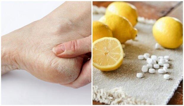 Domowy sposób na pielęgnację stóp. Popękane pięty, odgniecenia i sucha skóra nie będą Ci już doskwierać