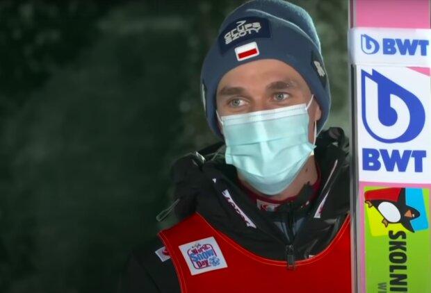 Piotr Żyła / YouTube:  Eurosport Polska