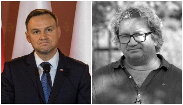 Andrzej Duda ubolewa nad wielką stratą. Prezydent składa wyrazy współczucia rodzinie Pawła Królikowskiego