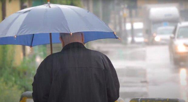Będzie mocno padać! / YouTube: InnaTelewizja.pl