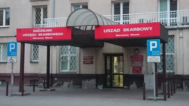 Urząd Skarbowy/ wesola.waw.pl