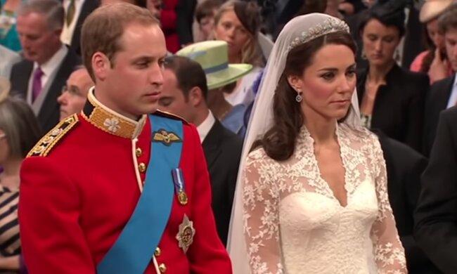Kate i William/ YT