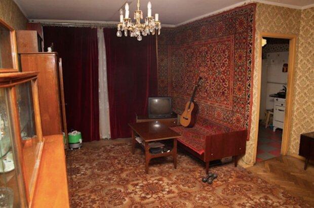 mieszkanie, screen YT