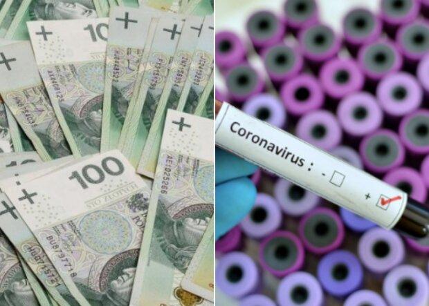Pomoc finansowa dla ofiar koronawirusa