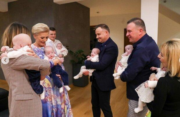 Rodzice urodzonych w Krakowie sześcioraczków otrzymają potężną gratyfikację finansową. Pieniądze to pomoc w opiece i wychowaniu tych małych obywateli