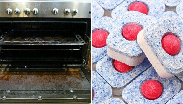 Czyszczenie zabrudzonego piekarnika może być bardzo łatwe. Wystarczy do tego niepozorna rzecz, którą prawie każdy ma w domu
