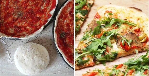Tak idealnej pizzy jeszcze nie jadł nikt. Ten wyjątkowy przepis bije wszystkie inne na głowę