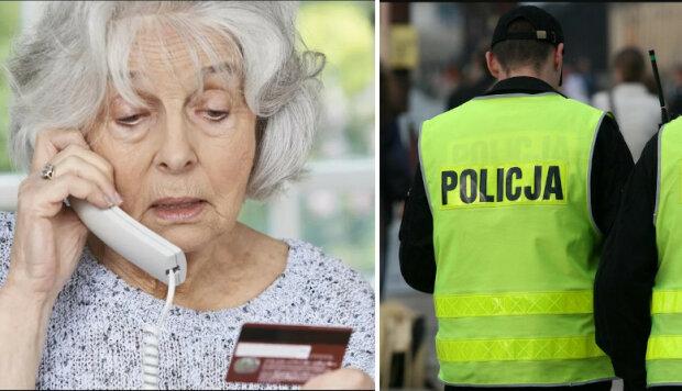 Oszuści znów ruszyli do działania. Policja apeluje o uwagę, metoda na wnuczka lub policjanta zadziałała na kilkudziesięciu seniorów na Śląsku