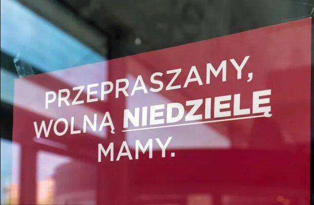 Co Polacy sądzą o zakazie handlu w niedzielę? Wyniki badania nie pozostawiają złudzeń