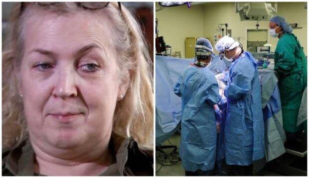 W trakcie operacji kobieta zrobiła tak niesamowitą rzecz, że szczęka opada. Lekarze wykonali zdjęcia na dowód dla niedowiarków