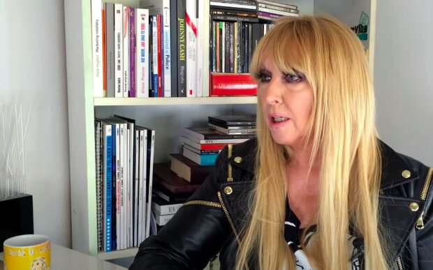 Maryla Rodowicz / YouTube:   ŁukaszJakóbiak