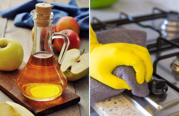 Ocet jabłkowy jest nieodzownym elementem każdego domu. Dziesięć nieoczywistych czynności, w których okaże się wybawieniem