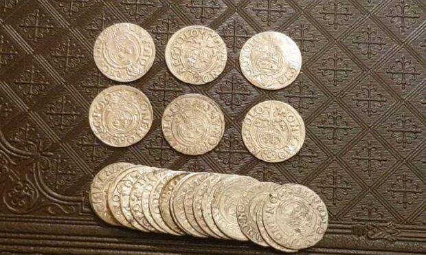 Stare monety/ YT