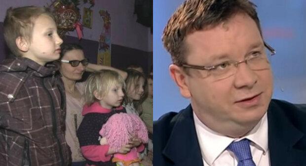 Niesamowicie trudna historia rodziny z Wierzbicy. Jedenaścioro dzieci trafiło do domu dziecka, zainterweniował wiceminister sprawiedliwości
