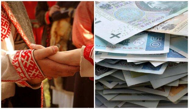 Zamiast ślubu kościelnego, wybrali słowiańską swaćbę i zaoszczędzili dzięki niej dużo pieniędzy