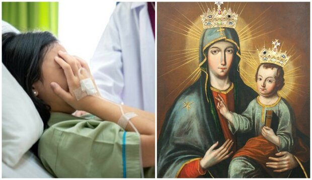 W życiu pewnej kobiety nastąpił prawdziwy cud, wyszła z ciężkiej choroby. To wszystko stało się za wstawiennictwem Matki Bożej