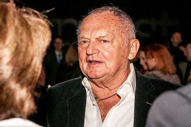 Jerzy Gruza spędził święta w szpitalu. Jego stan zdrowia nieustannie się pogarsza