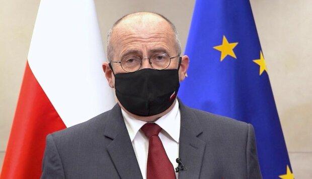 Zbigniew Rau z MSZ/Youtube @Poland MFA