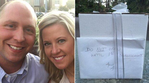 Poruszająca historia pewnego małżeństwa. Otworzyli prezent ślubny dopiero po dziewięciu latach