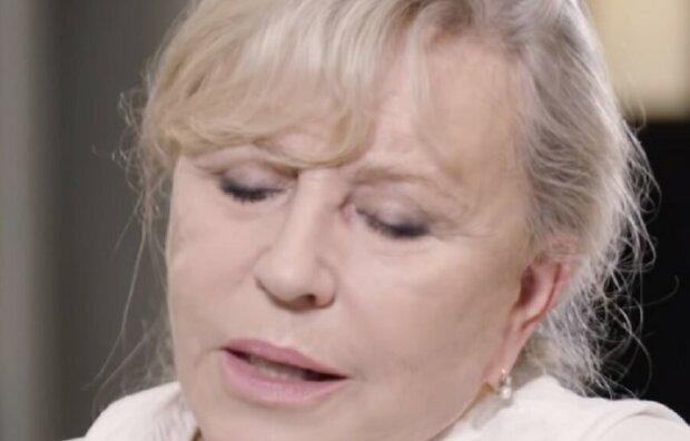 Krystyna Janda/screen YouTube