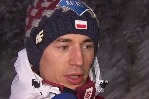 Loteryjne warunki podczas konkursu Pucharu Świata w skokach narciarskich, Polacy rozczarowani