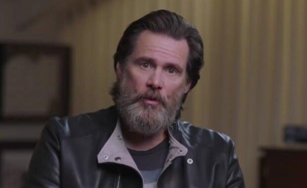 Jim Carrey/ screen yt