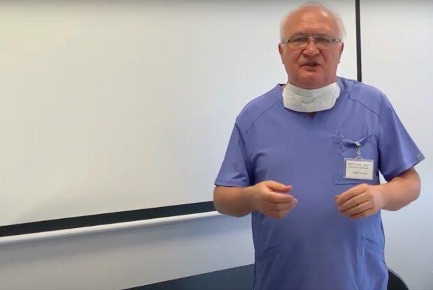 Profesor Krzysztof Simon / YouTube:  TuWrocław