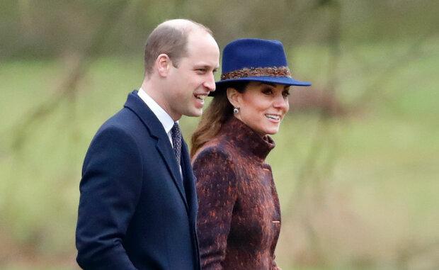 Pechowa msza księżnej Kate i księcia Williama. Spotkali kobietę, której napotkać na pewno nie chcieli