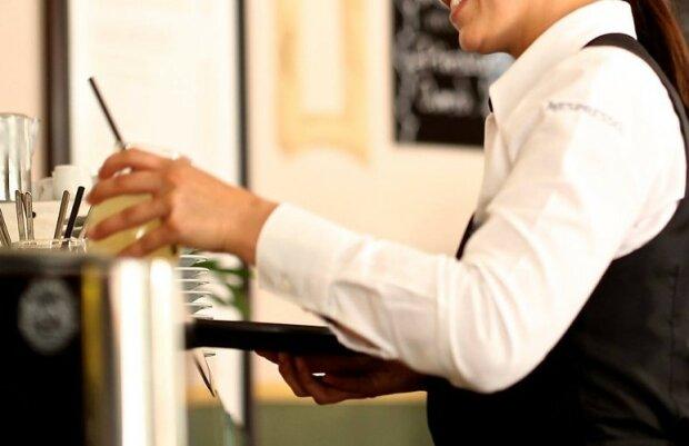 Kelnerka/screen Needpix
