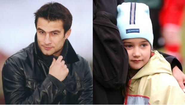 Córka znanego aktora, którego nie ma już wśród nas, idzie w ślady ojca. Ma już 22 lata