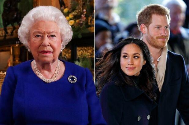 Królowa Elżbieta II wyraziła swoje zdanie na temat rezygnacji Meghan Markle i Harry'ego. Nie jest zadowolona