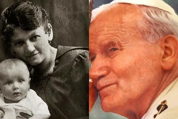 Mama Jana Pawła II przeszła przez bardzo ciężkie chwile. W życiu kobiety nie układało się dobrze