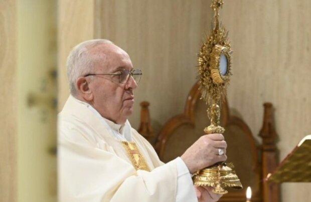 Papież Franciszek/screen YouTube