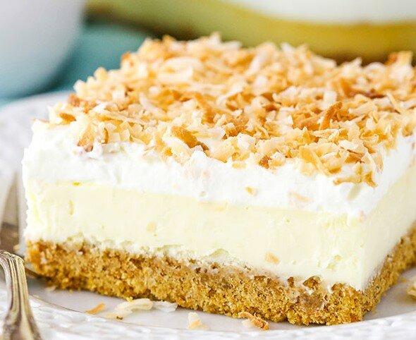 To ciasto nie wymaga pieczenia i niczym chmurka rozpływa się w ustach. Szybko stało się ulubionym deserem w wielu polskich domach