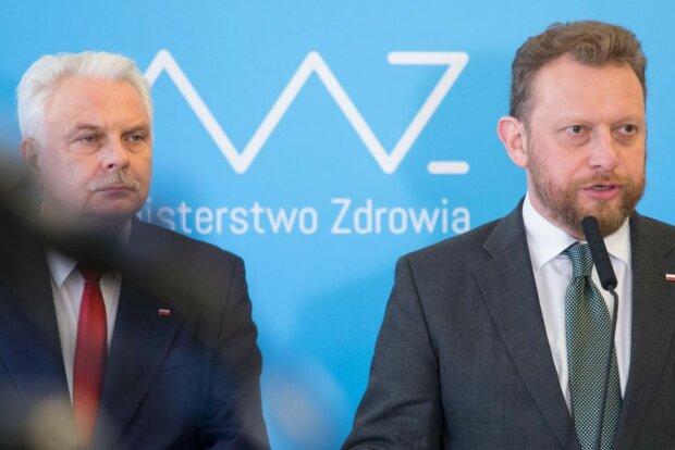 Coraz więcej przypadków koronawirusa w Polsce/screen Ministerstwo Zdrowia Twitter