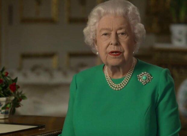 Królowa Elżbieta/ screen YT