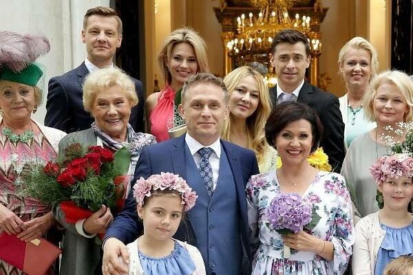 """Do obsady ,,M jak miłość"""" dołącza wielka gwiazda. Fani popularnego serialu są zachwyceni"""