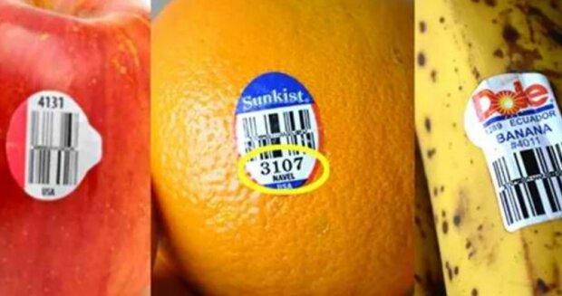 Co oznaczają tajemnicze cyferki na owocach i warzywach?
