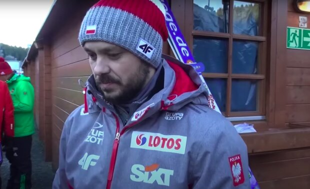 Michał Doleżal / YouTube:  Skijumping