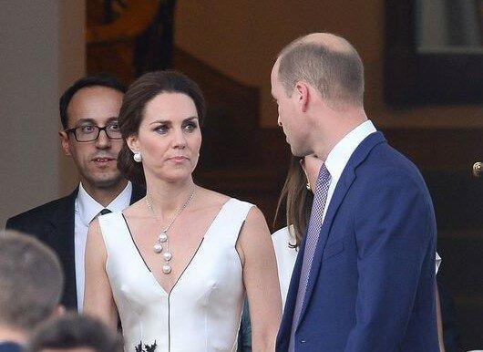 Kłopoty w raju. W małżeństwie Williama i Kate nie dzieje się najlepiej. Middleton lekceważy męża