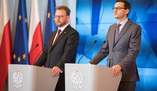 Morawiecki wprowadził stan epidemii w Polsce