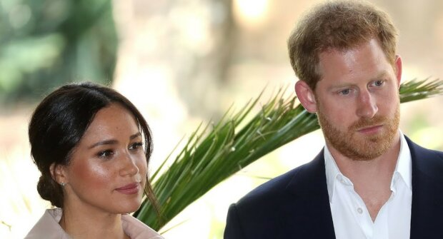 Książę Harry i Meghan/screen Youtube @Access