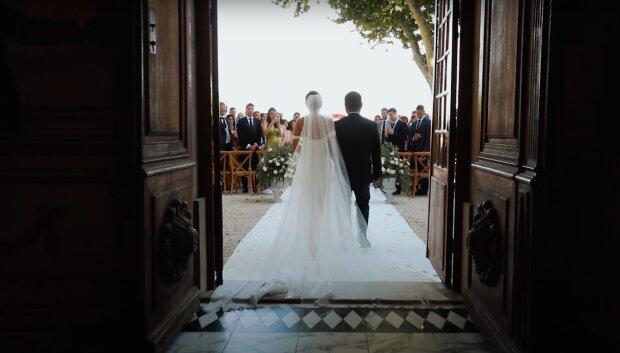 Para młoda zaskoczyła gości! / YouTube: Denee Motion Boutique Wedding Films