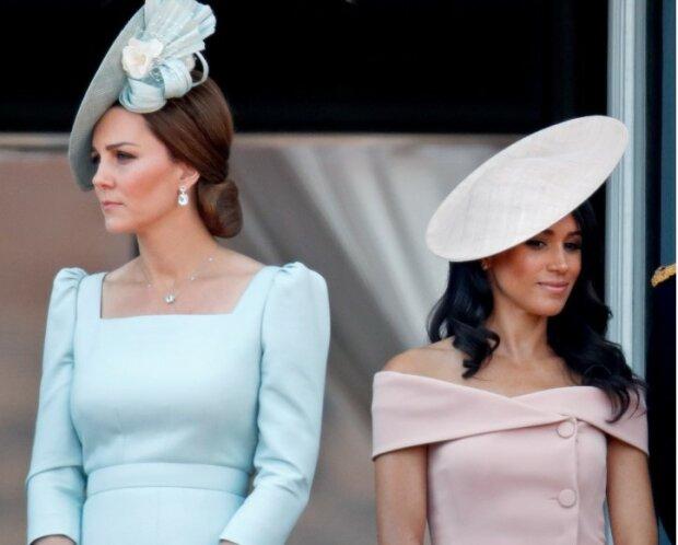 Historia dramatycznej relacji Meghan Markle i Kate Middleton