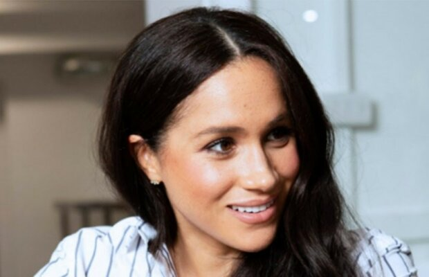 Meghan Markle/screen YouTube @The Telegraph