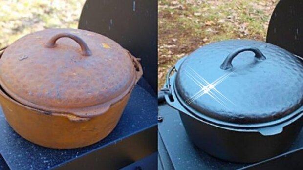 """Jak przywrócić naczynia żeliwne: ogólnie jest """"niezniszczalny"""""""