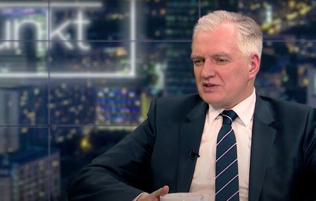 Jarosław Gowin / YouTube:  Telewizja Republika